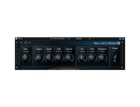 Blue Cat Audio Phaser 3