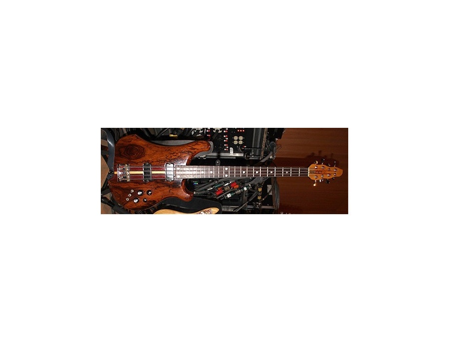 Ranney 8-String Bass Guitar