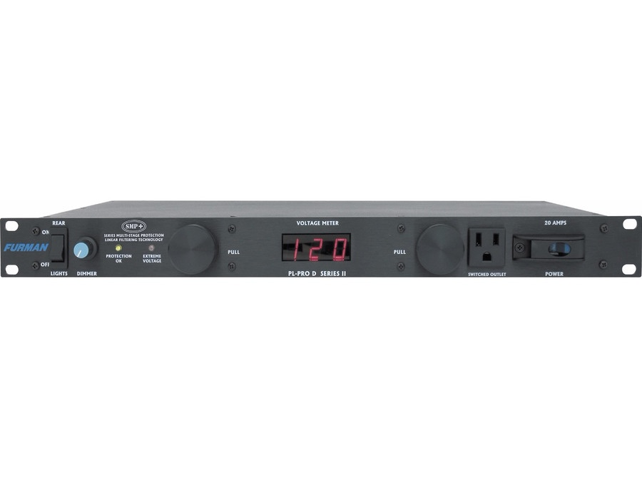 Furman PL-Pro D II Power Conditioner