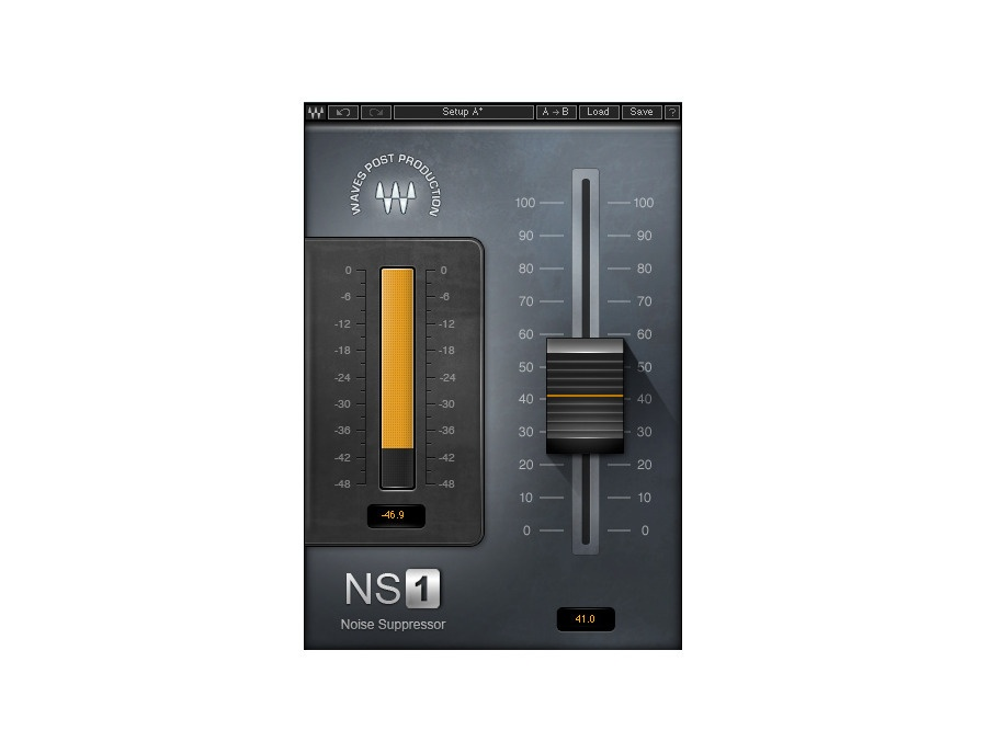 Waves NS1 Noise Suppressor