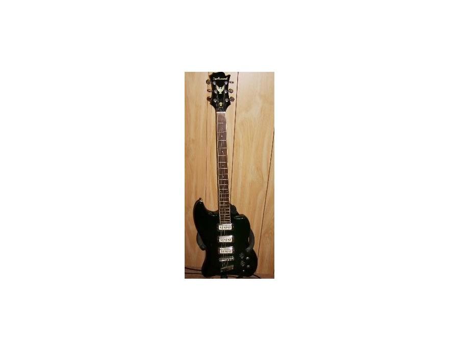 Dearmond Baritone Electric Guitar