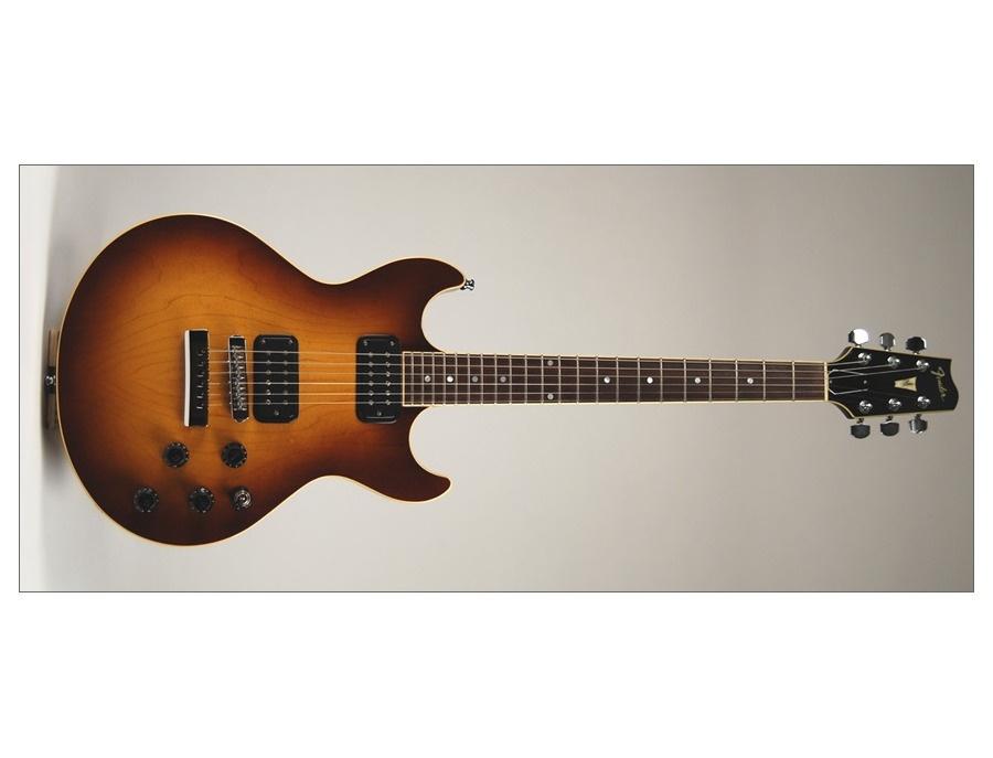 Fender Master Series Robben Ford Signature Guitar