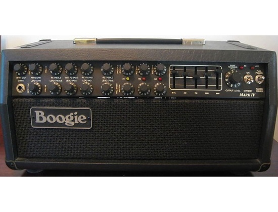 Mesa/Boogie Mark IV Amp Head