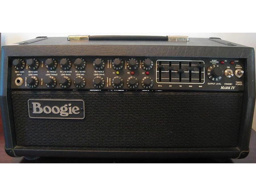 Mesa boogie mark iv amp head xl