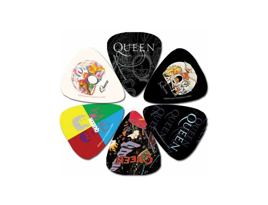 Perri's Queen Guitar Picks