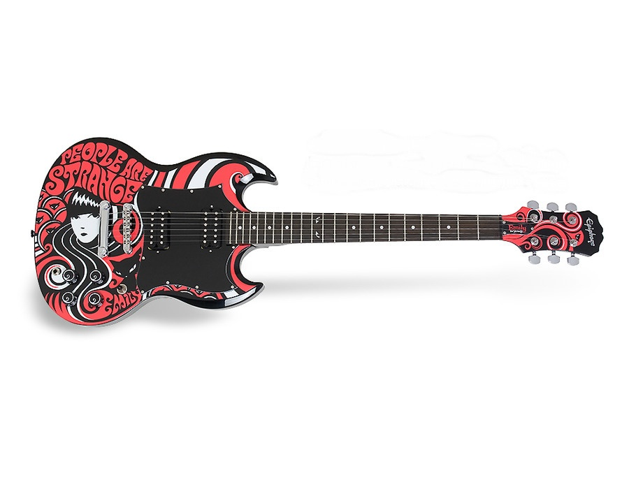 Epiphone Emily The Strange G-310 Electric Guitar