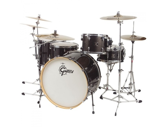 Gretsch Catalina Club Rock (Black Galaxy Sparkle)
