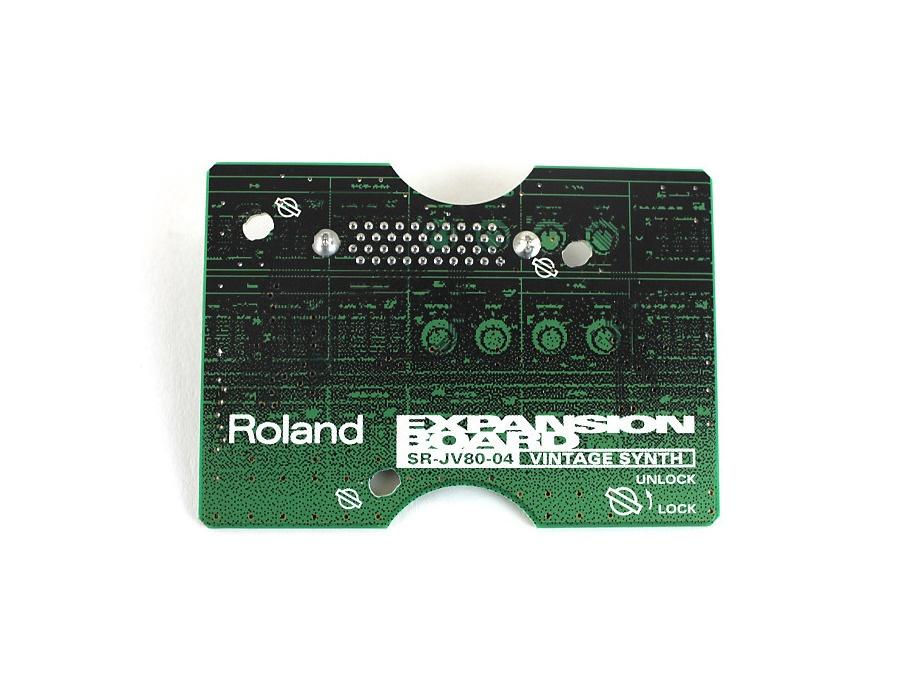 Roland SR-JV80-04 Vintage Synth Expansion Board