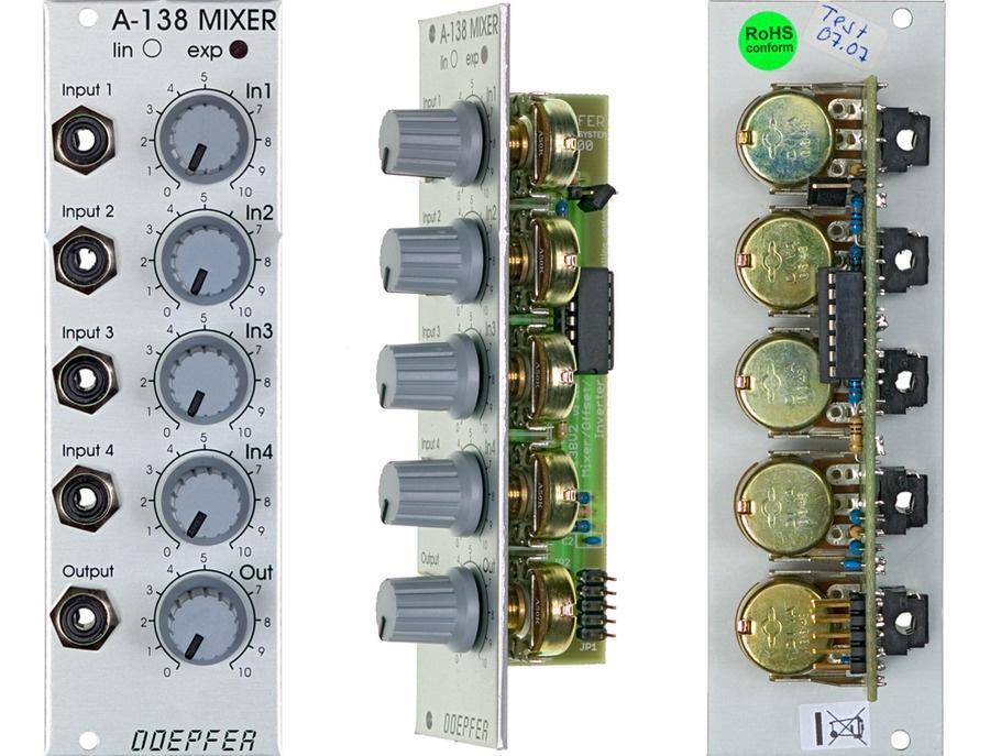 Doepfer A-138 Mixer