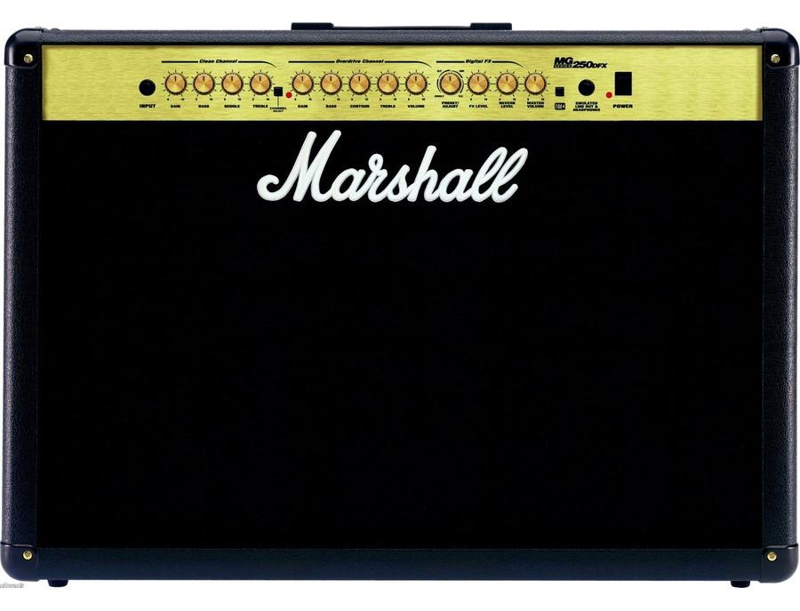 Marshall MG250DFX Stereo Combo Amp