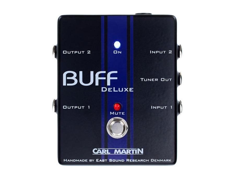 Carl Martin Buff Deluxe