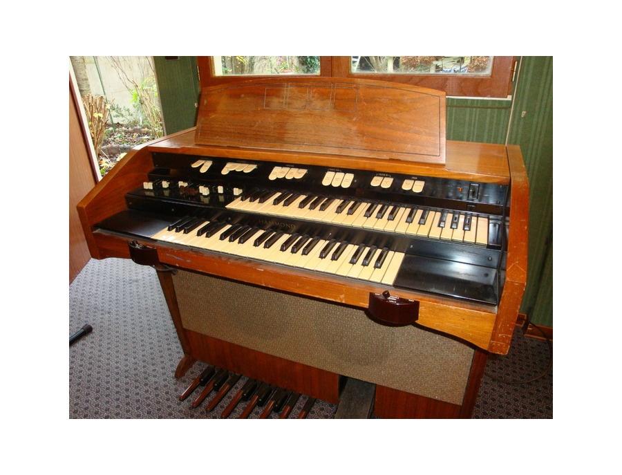 Hammond l 222 organ xl