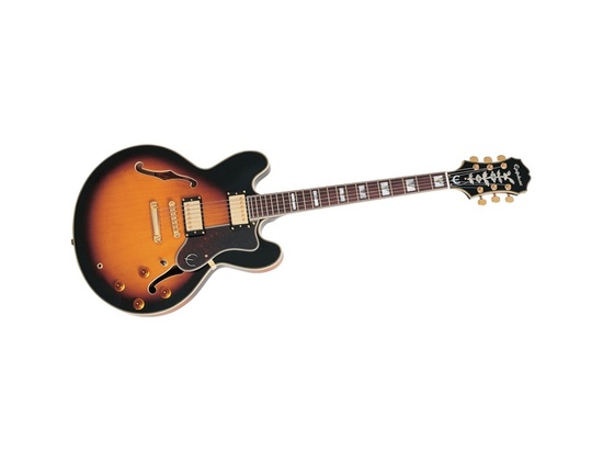 1983 Epiphone Sheraton Electric Guitar