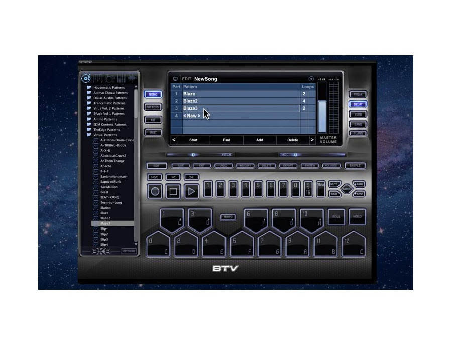 BKE Technology BTV Software