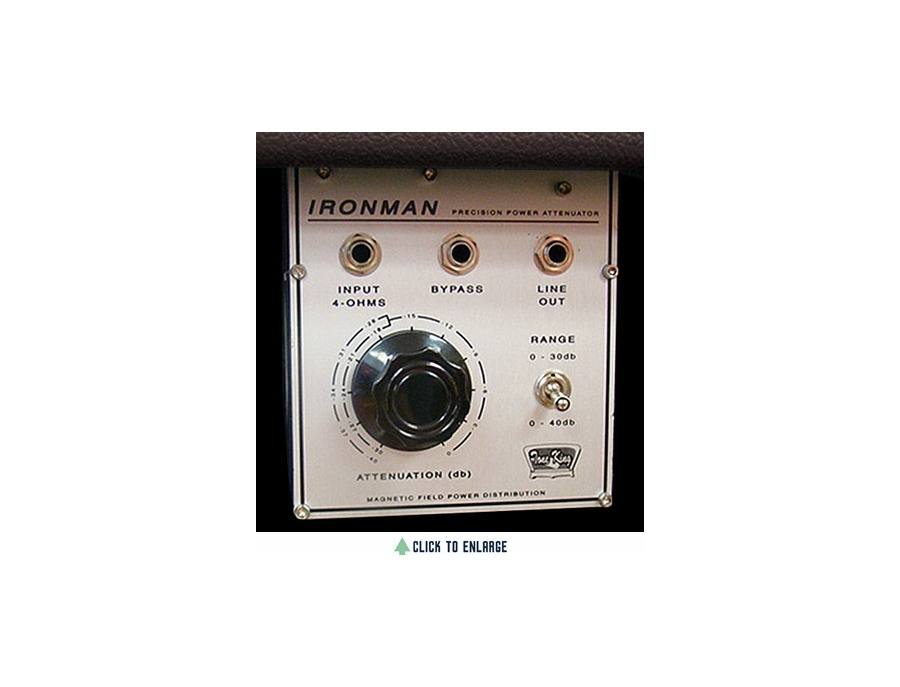 Tone King Ironman Attenuator