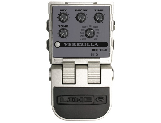 line 6 tonecore verbzilla guitar effects pedal reviews prices equipboard. Black Bedroom Furniture Sets. Home Design Ideas