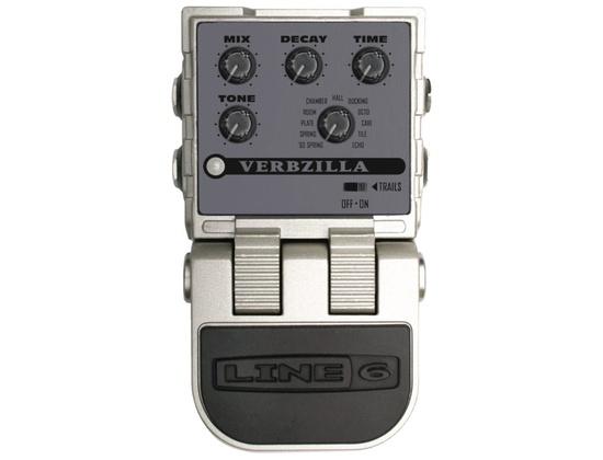Line 6 ToneCore Verbzilla Guitar Effects Pedal