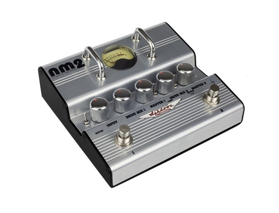 Ashdown Nate Mendel Signature NM2 Double Distortion Pedal