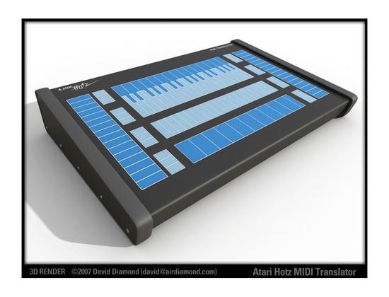 Atari Hotz Box