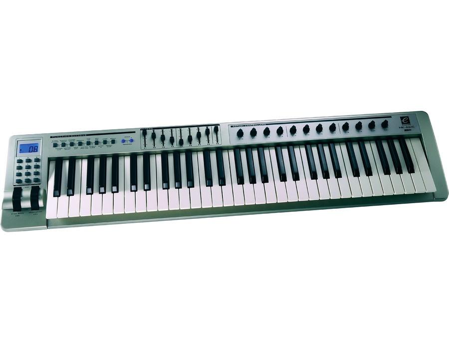 Evolution MK-461C MIDI Keyboard