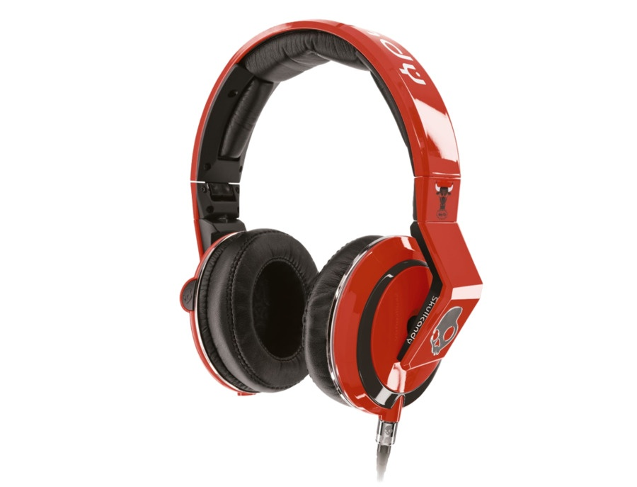 Skullcandy NBA Mix Master Bulls Headphones