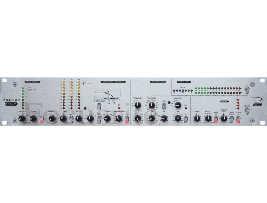 Focusrite Platinum Mix Master
