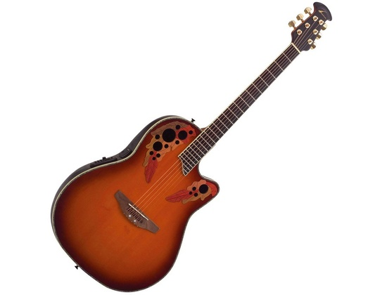 Ovation Celebrity CC44S-AB