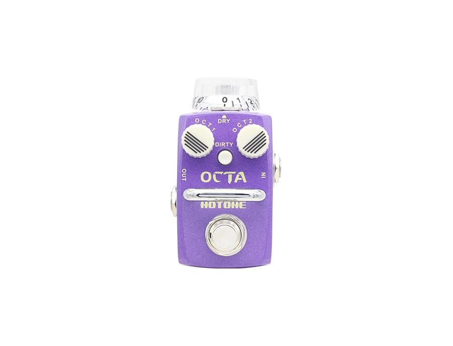 Hotone skyline octa octave pedal xl