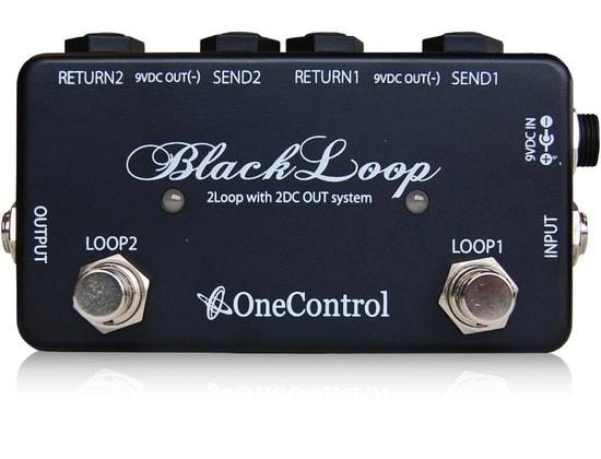 One Control Black Loop