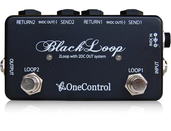 One Control Black Loop