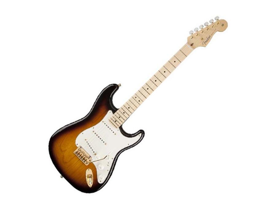 60TH Anniversary Commemorative Stratocaster