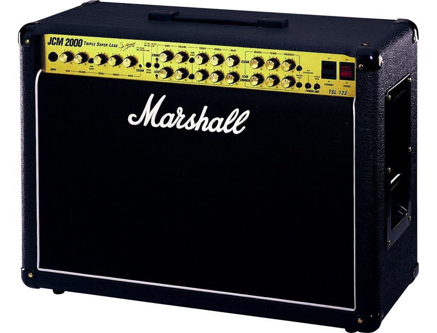 Marshall JCM2000 2x12 Combo