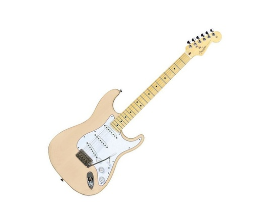 Fender Stratocaster Highway One Honey Blonde Maple