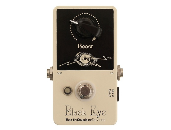 Earthquaker Devices Black Eye Clean Boost