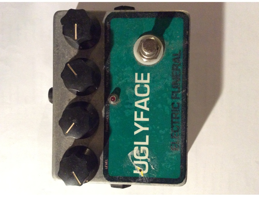 Electric funeral uglyface xl