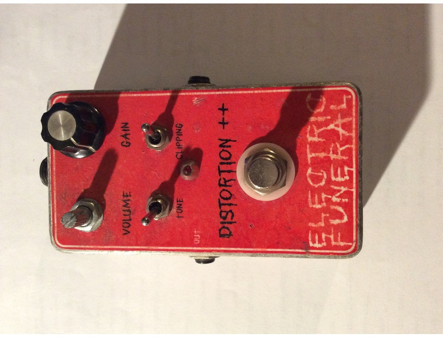 Electric Funeral Distortion ++