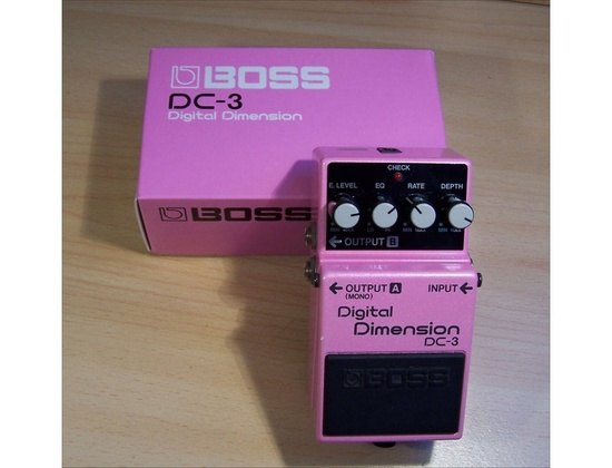Boss DC-3 Digital Dimension