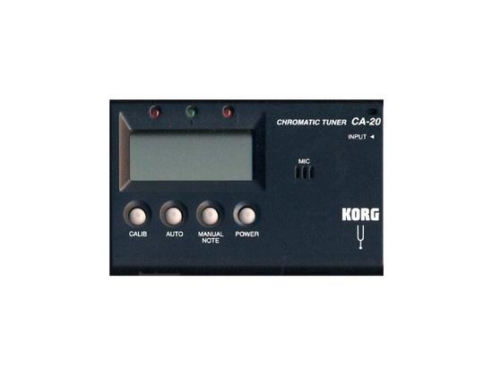 Korg Chromatic Tuner CA-20