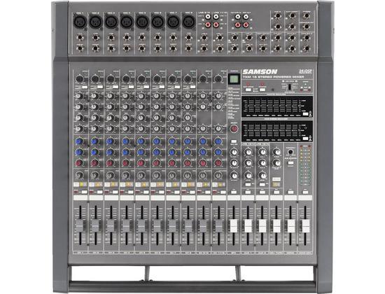 Samson 16-Channel Mixer