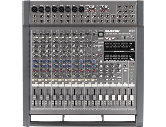 Samson 16-Channel Mixer