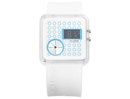 Nu Pop Movement D2 Digital Watch