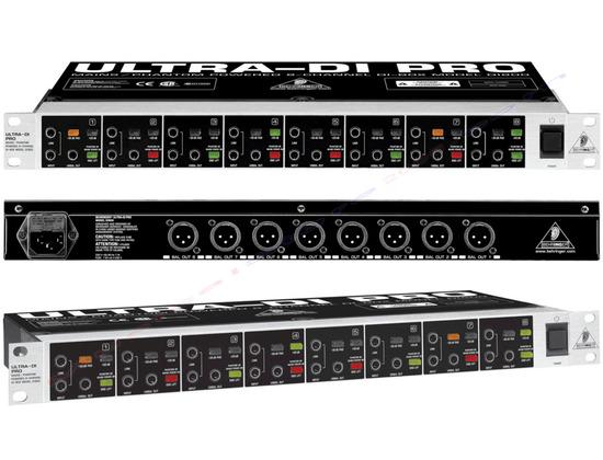 Behringer Ultra Di Pro DI800