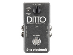 Tc electronic ditto stereo looper s