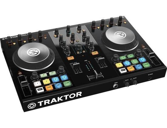 Native Instruments TRAKTOR Kontrol S2 MKII