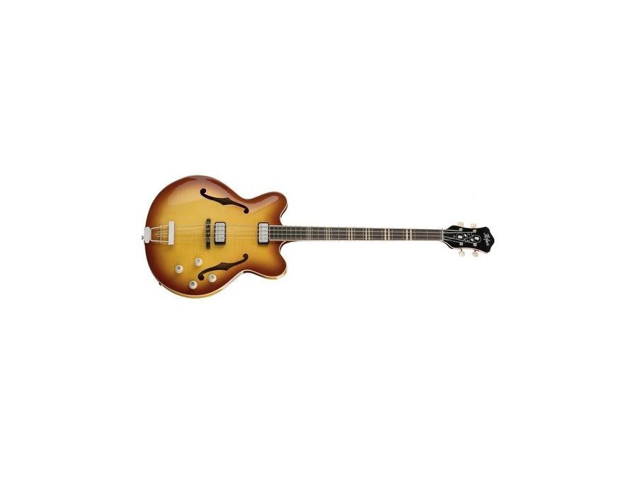 Hofner Contemporary Verythin Electric Bass Guitar