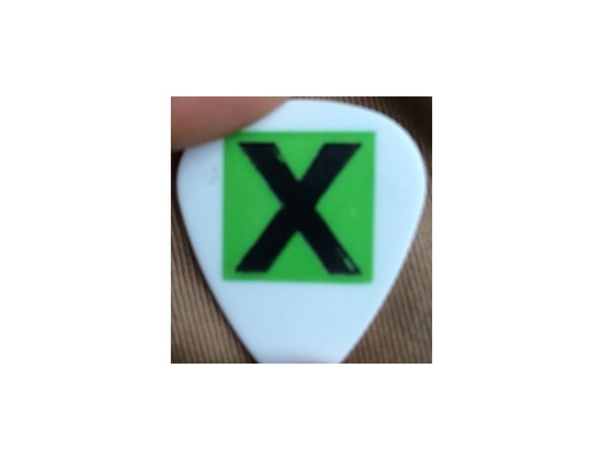 Dunlop Custom Ed Sheeran Multiply Plectrum Pick