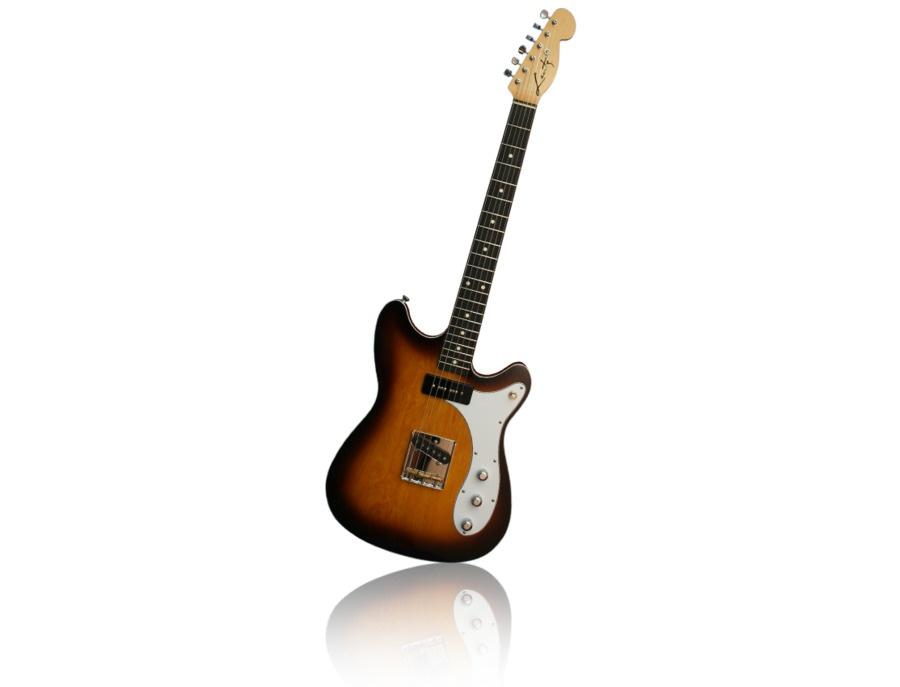 Lentz hsl electric guitar xl
