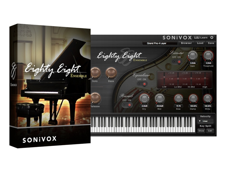 sonivox 88 ensemble