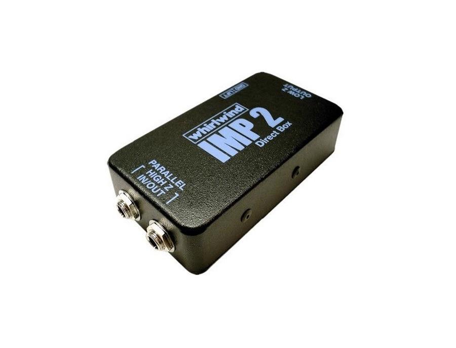 Whirlwind IMP 2 Unbalanced to Balanced Audio Converter