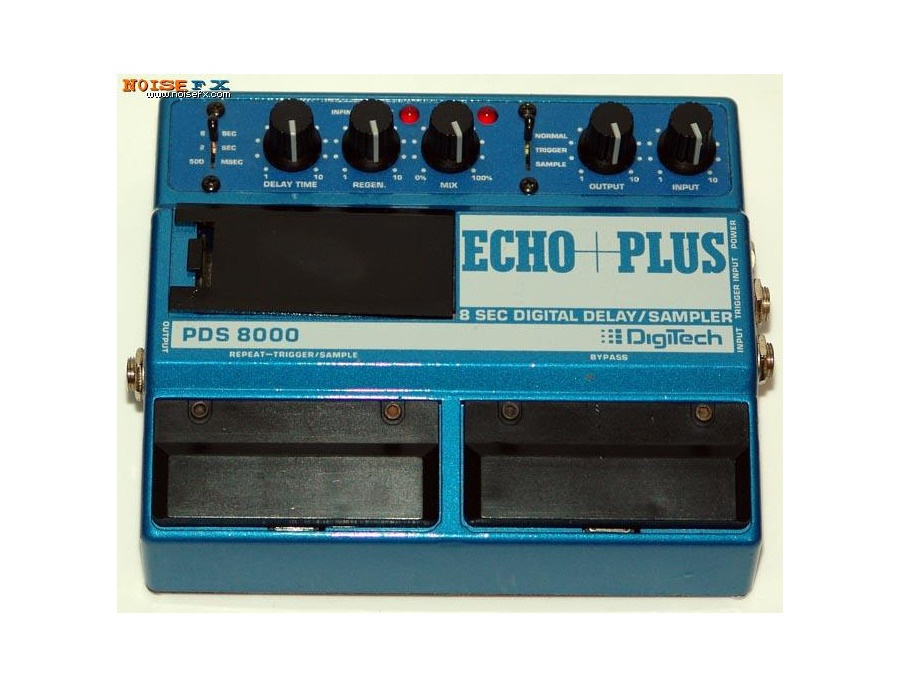 Digitech PDS-8000 Echo Plus